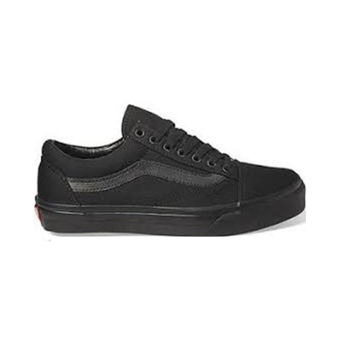 Vans Kids Old Skool Black Black