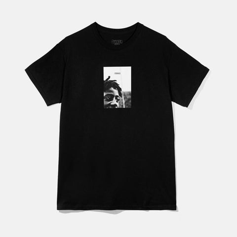 Baker 4 Tee Black - 50-50 Skate Shop