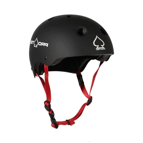Pro Tec Classic Bike Skate Junior Helmet Matte Black