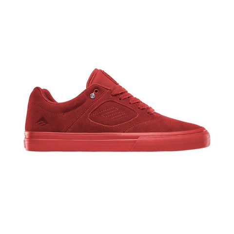 Emerica Reynolds 3 G6 Vulc x Baker Red - 50-50 Skate Shop
