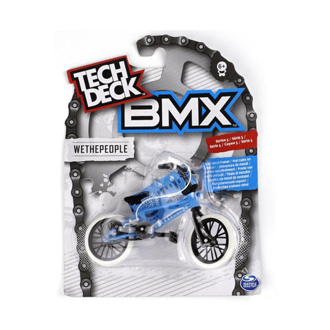 Tech Deck BMX Single Wethepeople Blue White-50-50 Skate Shop