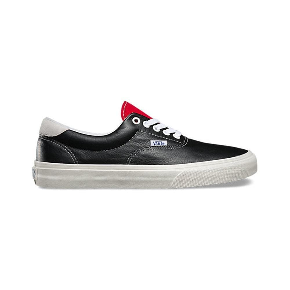 Vans Era 59 (Vintage Sport) Black Racing Red - 50-50 Skate Shop