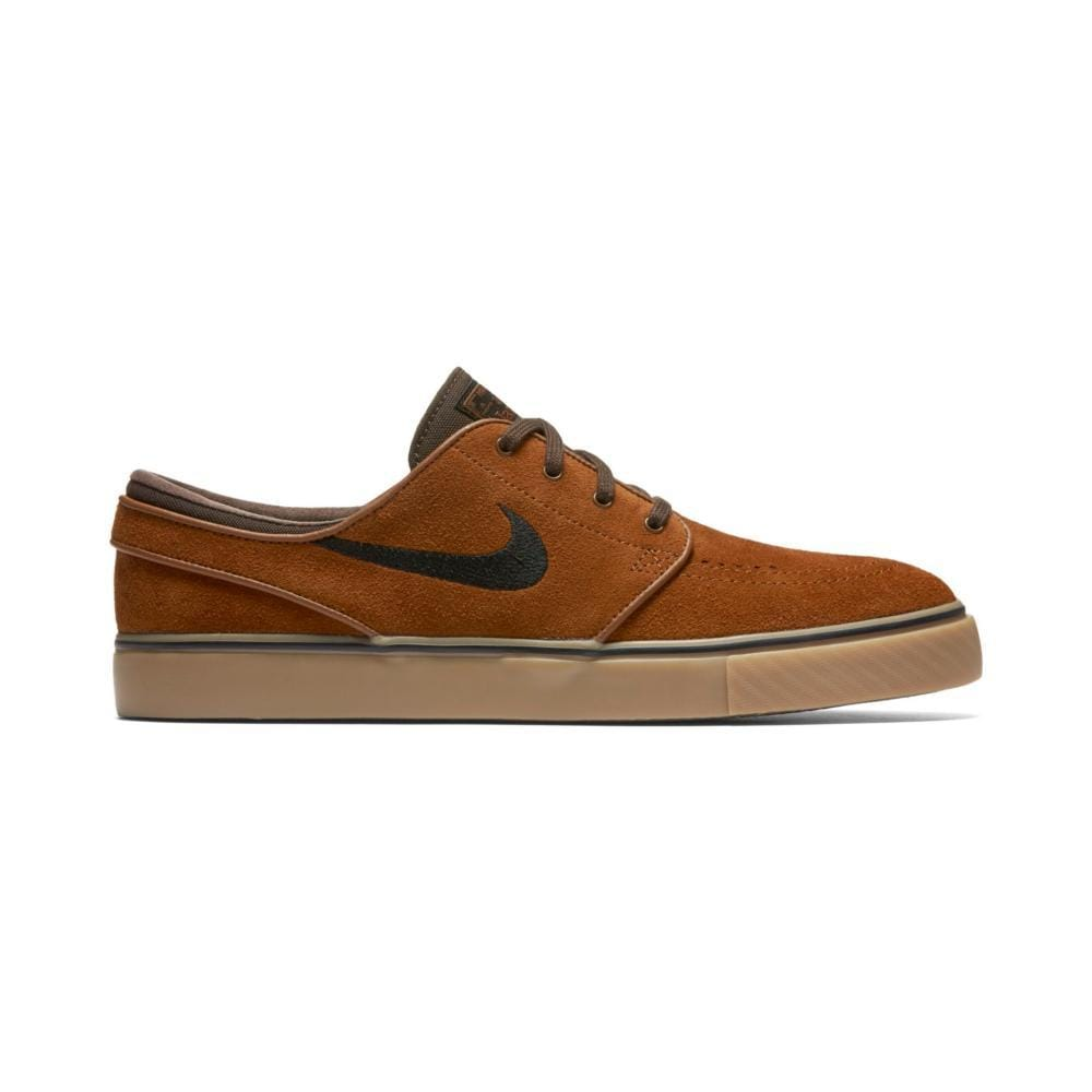 NIKE SB ZOOM STEFAN JANOSKI HAZELNUT/BLACK-BAROQUE BROWN-50-50 Skate Shop