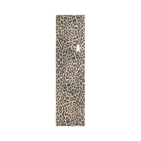 "Grizzly Eli Reed Signature Cheetah Bear Cut Out Skateboard Grip Tape 9"" x 33"" - 50-50 Skate Shop"