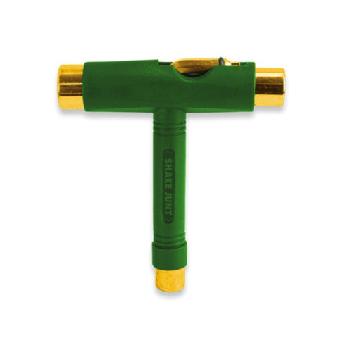 Shake Junt Tool Green Yellow-50-50 Skate Shop