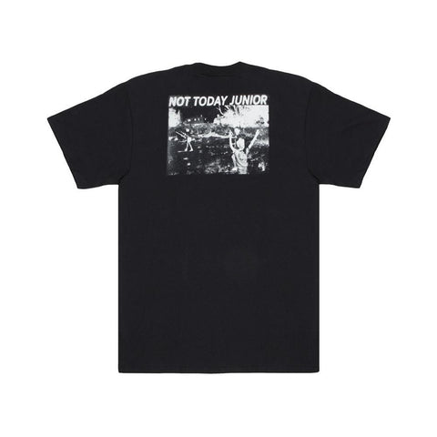 Hockey Not Today T-Shirt Black-50-50 Skate Shop