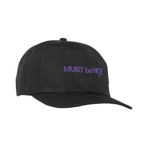 Ripndip Must Be Nice Dad Hat Black-50-50 Skate Shop