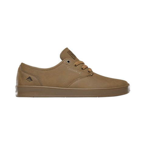 Emerica The Romero Laced Tan Tan Brown - 50-50 Skate Shop