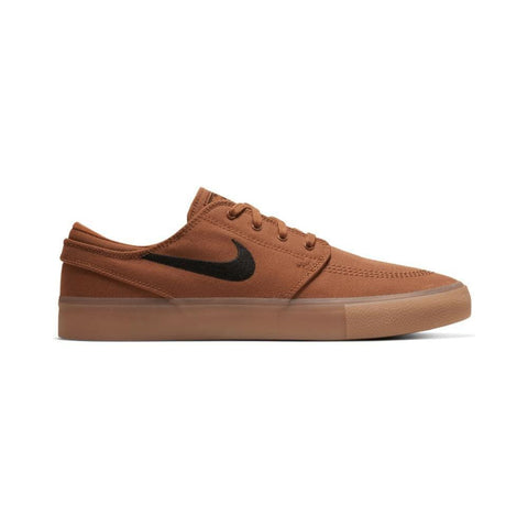 Nike SB Zoom Stefan Janoski Canvas Remastered LT British Tan Black LT British Tan-50-50 Skate Shop