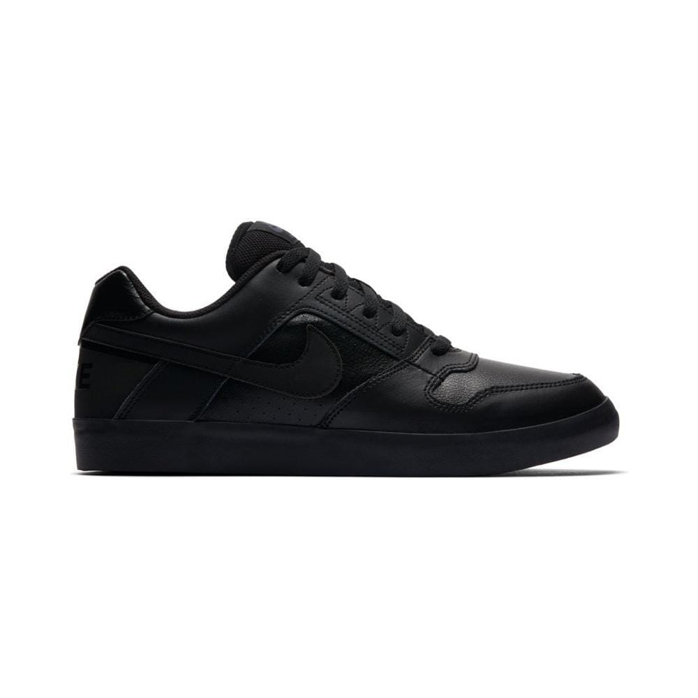 fdcc85cd556560 Nike SB Delta Force Vulc Black Black-Anthracite – 50-50 Skate Shop