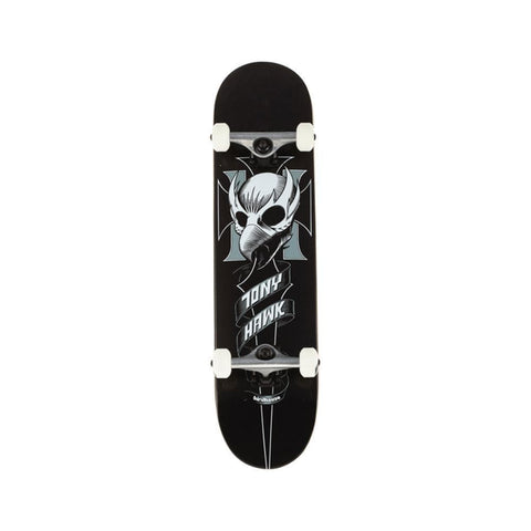 "Birdhouse Skateboard Complete Level 1 Chest 8.0"" Black - 50-50 Skate Shop"