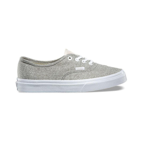 Vans Authentic (J&S) Frost Grey/True White-50-50 Skate Shop