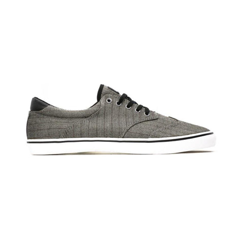 Gravis Filter Wingtip Steel Grey Pinstripe-50-50 Skate Shop
