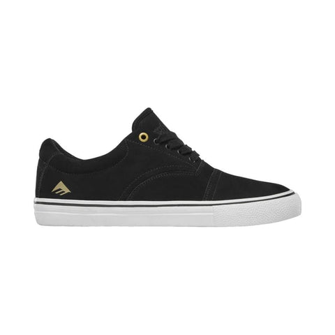 Emerica Provider Black White Gold - 50-50 Skate Shop