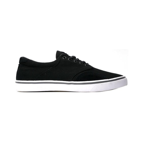 Gravis Filter Duro Black (White Sole)-50-50 Skate Shop