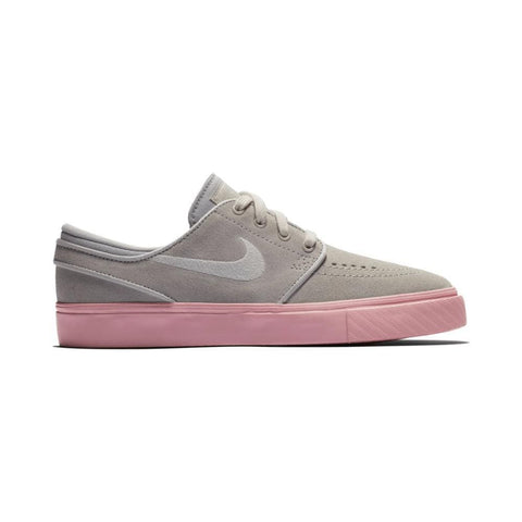 Nike SB Kids Stefan Janoski GS Vast Grey Phantom Bubble Gum White-50-50 Skate Shop