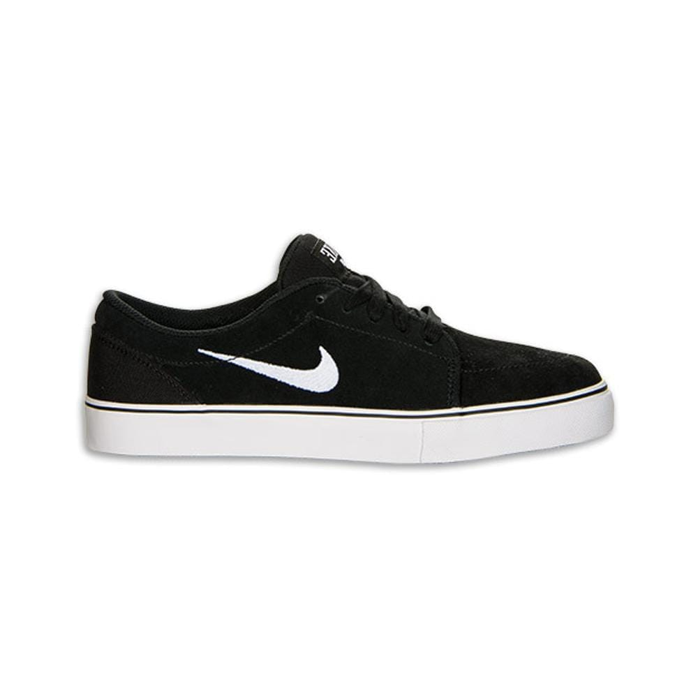 NIKE SATIRE BLACK/WHITE - 50-50 Skate Shop