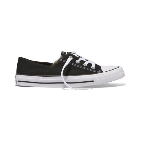 Converse CT Coral Low Black White Black-50-50 Skate Shop