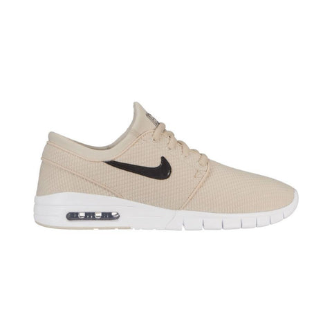 Nike SB Stefan Janoski Max Light Cream Velvet Brown White-50-50 Skate Shop