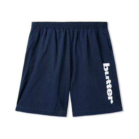 Butter Goods Novanta Shorts Navy - 50-50 Skate Shop