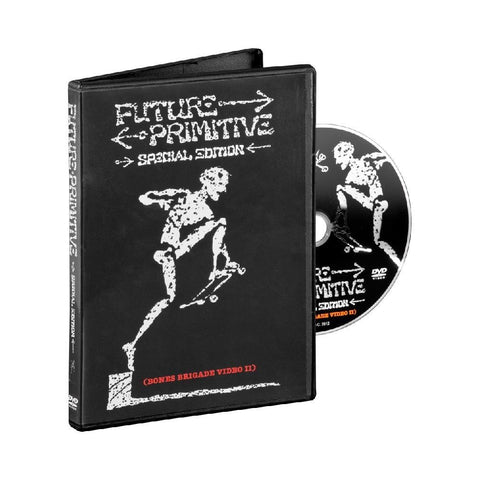 Powell Peralta DVD Future Primitive Special Edition - 50-50 Skate Shop