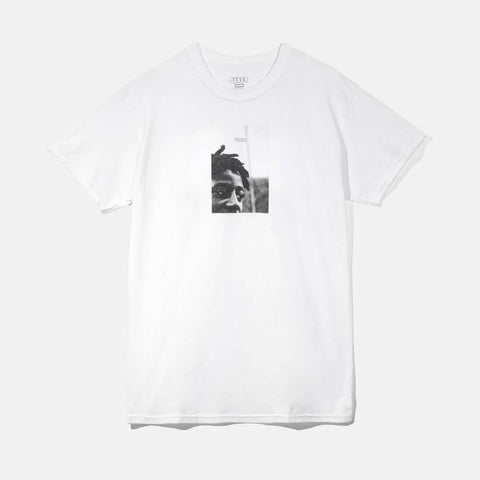 Baker 4 Tee White - 50-50 Skate Shop