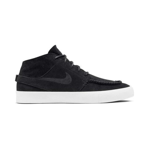 Nike SB Zoom Janoski Mid Remastered Crafted Black Black Pale Ivory-50-50 Skate Shop