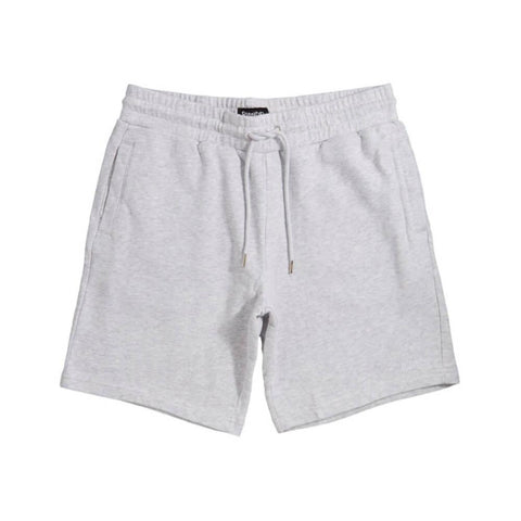 Ripndip Peeking Nerm Sweat Shorts Heather Grey-50-50 Skate Shop