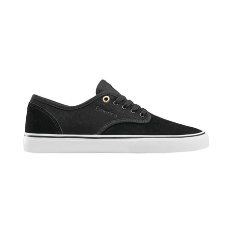 Emerica Wino Standard Black White Gold-50-50 Skate Shop