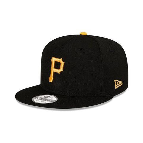 New Era 9FIFTY Pittsburgh Pirates Black/Gold