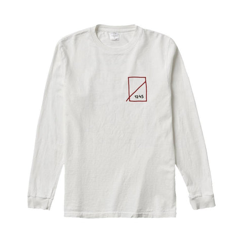 Numbers Edition Loaded Dice Long Sleeve Tee - 50-50 Skate Shop