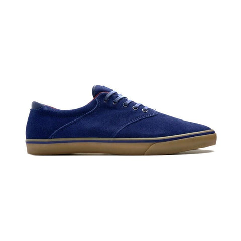 Gravis Filter Suede State Blue-50-50 Skate Shop
