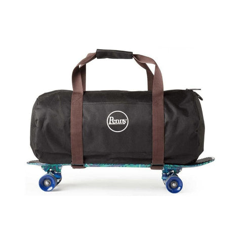 Penny Skateboard Bag Duffle Bag Black Brown - 50-50 Skate Shop