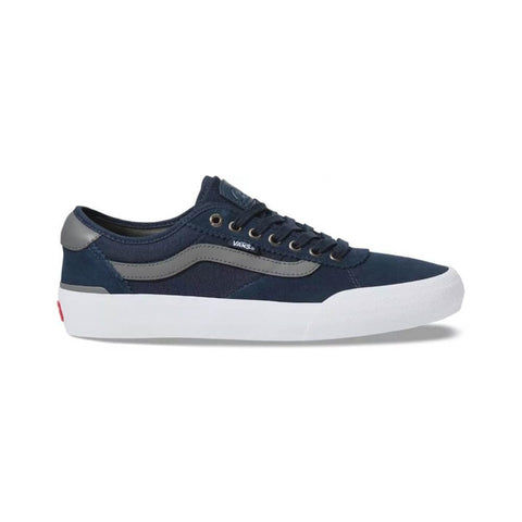 Vans Chima Pro 2 Dress Blues Quiet Shade - 50-50 Skate Shop