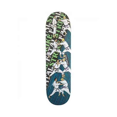 "Politic Skateboard Deck Danny Renaud Deadly F 8.5""-50-50 Skate Shop"