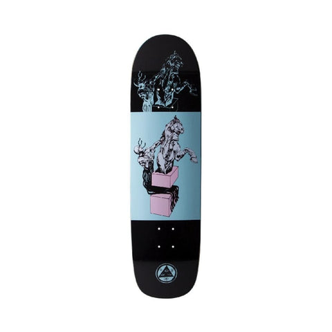 "Welcome Hierophant On Son Of Planchette Deck 8.375"" Black"