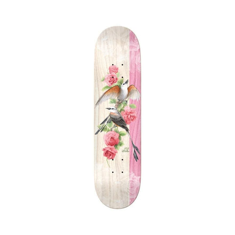 "Real Skateboard Deck Natural Domain II Kyle Walker 8.38"" x 32.18""-50-50 Skate Shop"