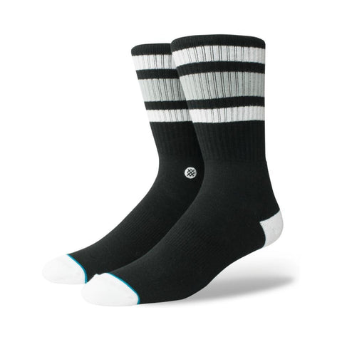 Stance Mens Boyd 4 Socks Black-50-50 Skate Shop