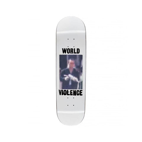 Fucking Awesome World Violence Deck 8.5""