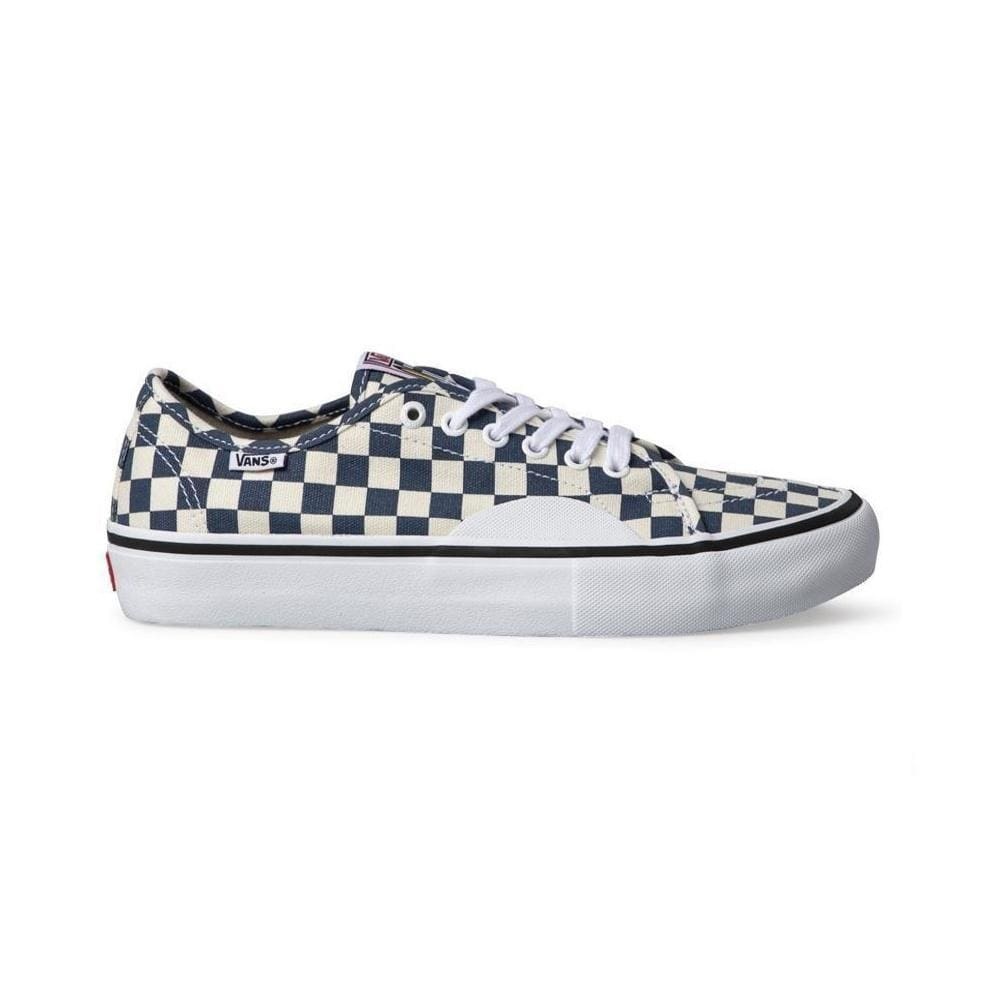 f2c20562381 Vans AV Class Pro (Checkerboard) Dark Denim - 50-50 Skate Shop. Images   1    2 ...
