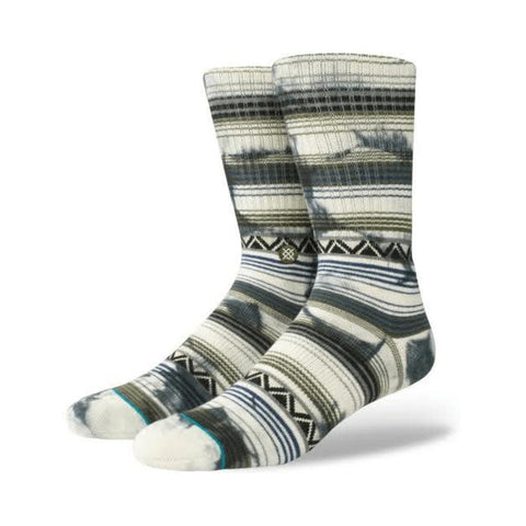 Stance Mens Mexi Socks Natural-50-50 Skate Shop
