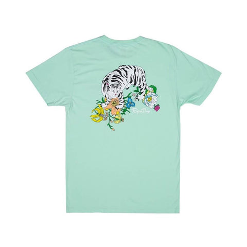 Ripndip Blooming Nerm Tee Mint-50-50 Skate Shop