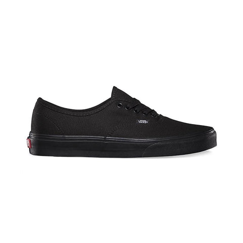 Vans Authentic Black Black - 50-50 Skate Shop