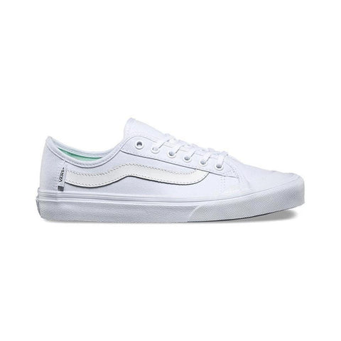 Vans Black Ball SF True White-50-50 Skate Shop