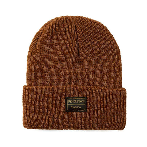 Emerica x Pendleton Cuff Beanie Copper - 50-50 Skate Shop