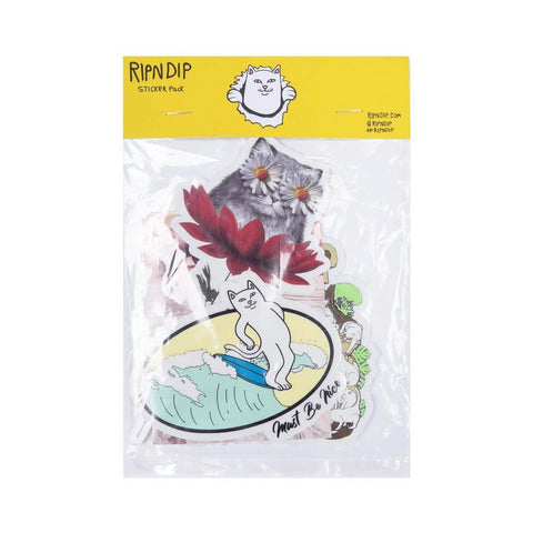 Ripndip Summer 2018 Sticker Pack - 50-50 Skate Shop