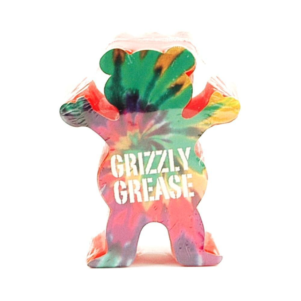 Grizzly Wax Grease Red - 50-50 Skate Shop
