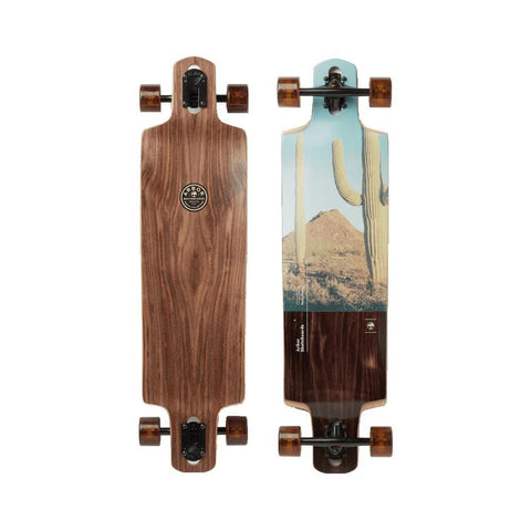 "Arbor Skateboard Longboard Dropcruiser Photo 9.75"" x 38""-50-50 Skate Shop"