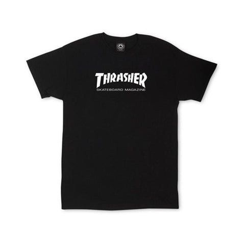 Thrasher Toddler Skate Mag Tee Black - 50-50 Skate Shop