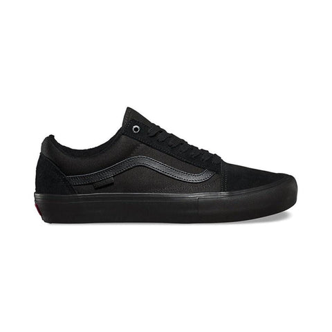 Vans Old Skool Pro Blackout - 50-50 Skate Shop